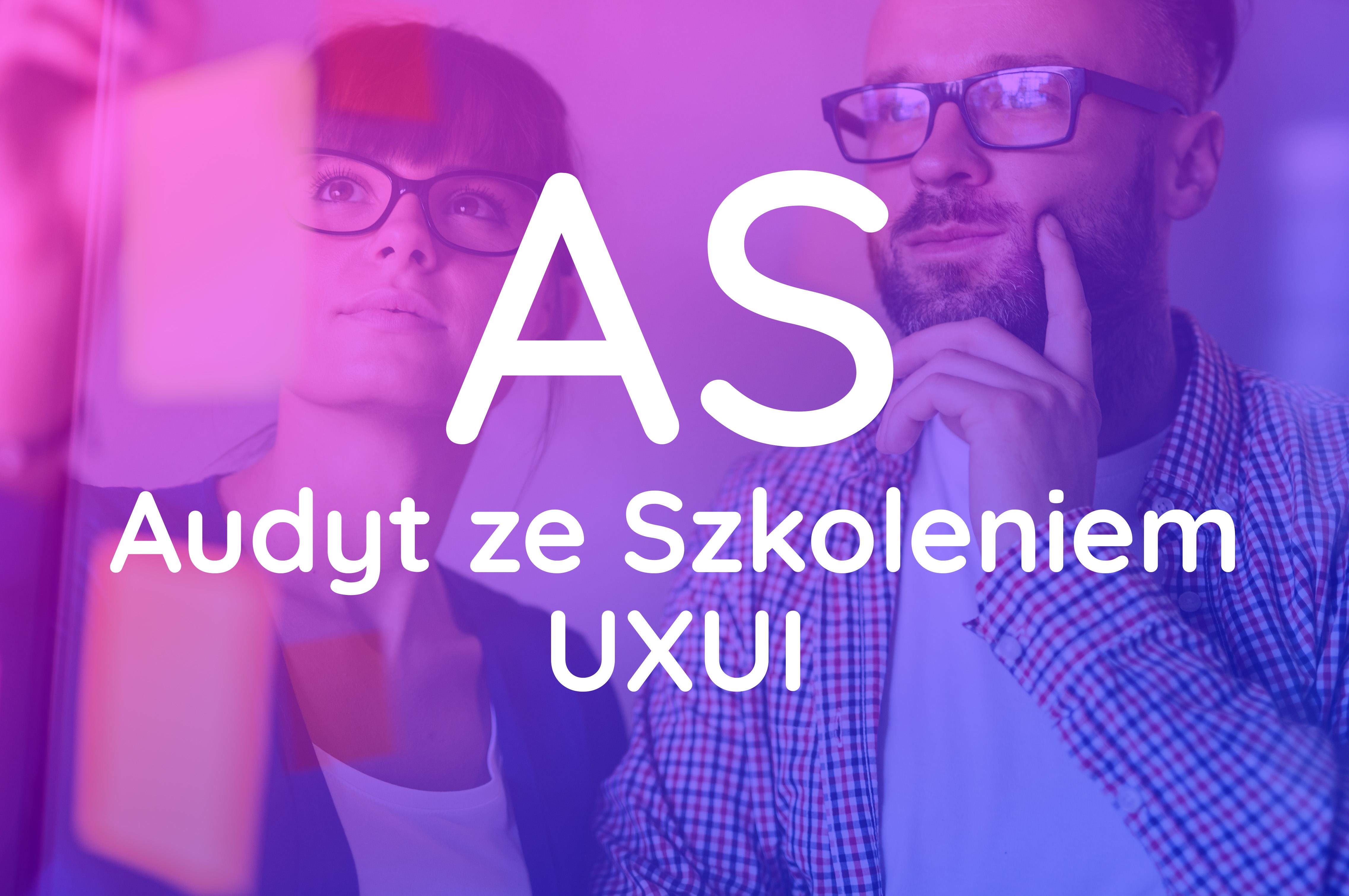 Audyt ze Szkoleniem UXUI
